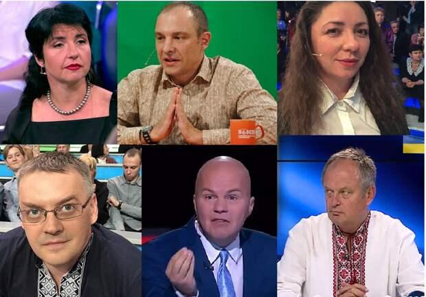 Украинская тема скоро исчезнет с российского телевидения