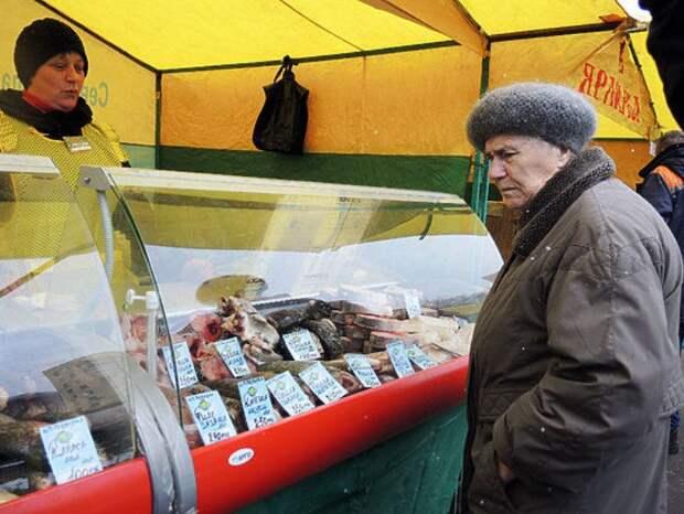 Почему до столов россиян не доплывают дешёвые треска и сёмга?