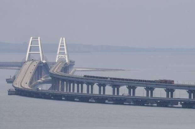 Швейцария ввела санкции против строителей Крымского моста