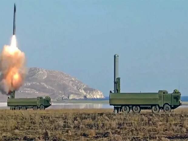 Российские ракетные противокорабельные комплексы в Калининградской области, стрельбы. Источник изображения: