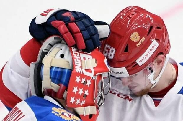 Федерация хоккея России утвердила форму сборной для ЧМ-2021 в Риге