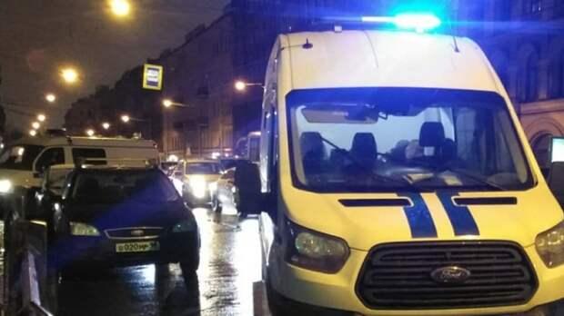 Ссора двух водителей на юго-западе Петербурга закончилась стрельбой