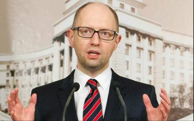Яценюк: Россия получит преимущество, если завершит строительство «Северного потока – 2»