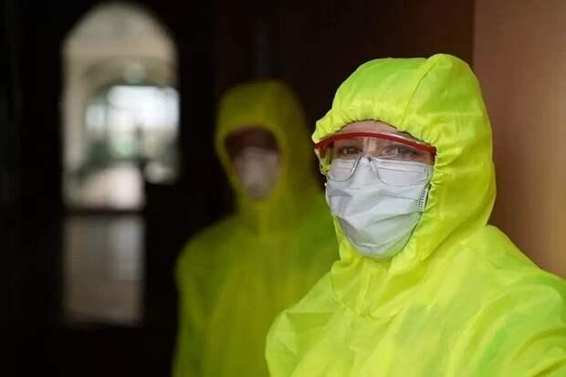 В России 19 сентября 2021 выявлены 19 744 случая заболевания коронавирусом