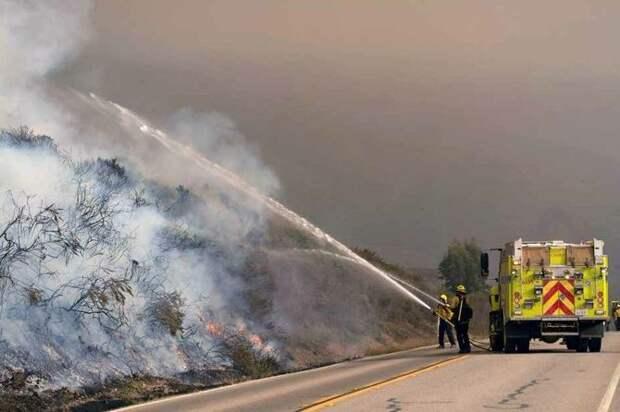 Дым от пожаров в США добрался до северной Европы