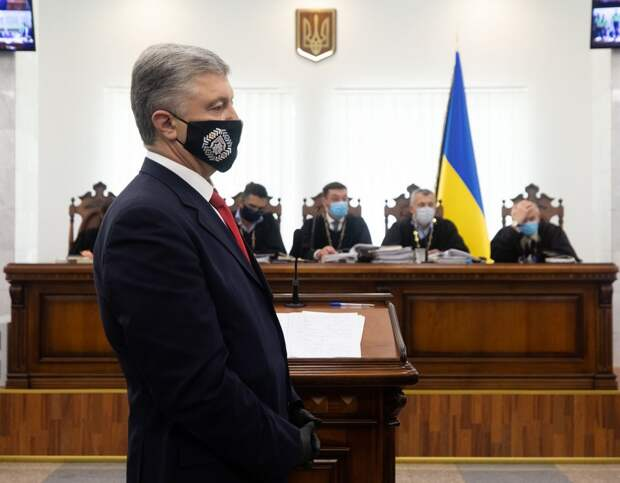 Василий Волга: Слуги Порошенко