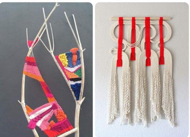 Уникальные вещи руками мастериц - образцы арт текстиля