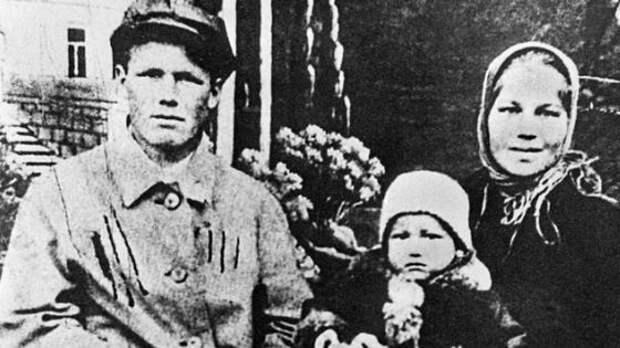 За что репрессировали отца Бориса Ельцина