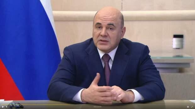 Мишустин: ситуация с коронавирусом в России улучшается