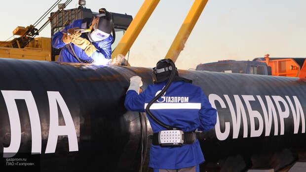 Китай планирует стать лидером среди потребителей российского газа