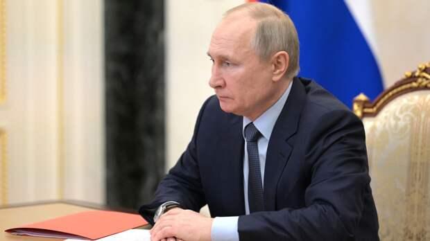 Путин поручил МИД и МО РФ заключить с Таджикистаном соглашение об общей системе ПВО