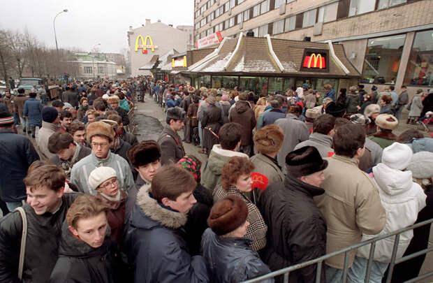 За чем стояли очереди в Советском Союзе? (ФОТО)