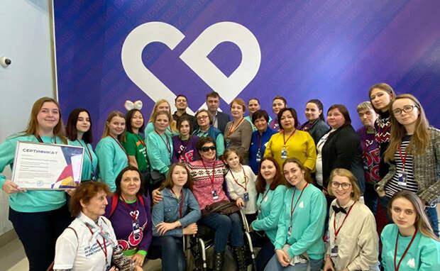 Путин и Дед Мороз: как прошел форум в Сочи для новосибирских волонтеров