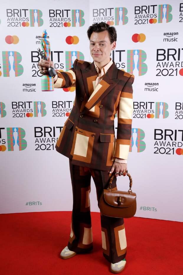 Гарри Стайлс BRIT Awards 2021