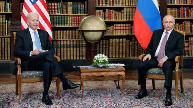 Саммит Путина и Байдена: факторный анализ