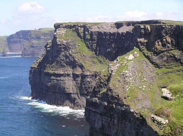 Живописные ирландские утёсы Мохер