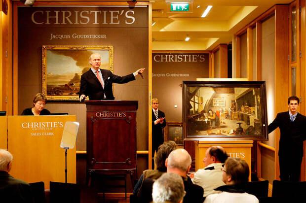 Christie's: глобальный аукцион по искусству ХХ века состоится в июле