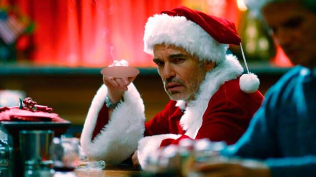 Новогоднее гендеробесие: в США появился Транс-Санта