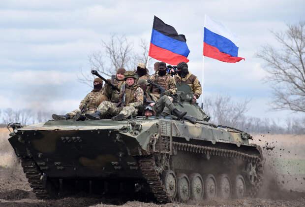Ждут лишь команды сверху: Российские добровольцы готовы помочь Донбассу