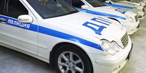 Водитель авто сбил велосипедиста на улице Черняховского