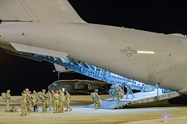 В России оценили угрозу 60-тысячной секретной армии США