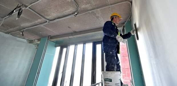Жилую пятиэтажку рядом с Шуховской башней отремонтируют