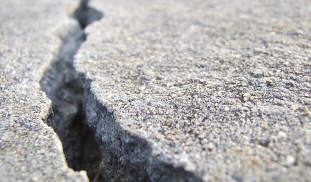 В Иране зафиксировали землетрясение 5,3