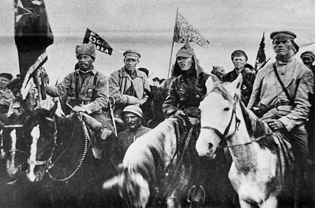 Как большевики и белогвардейцы примирились в Китае