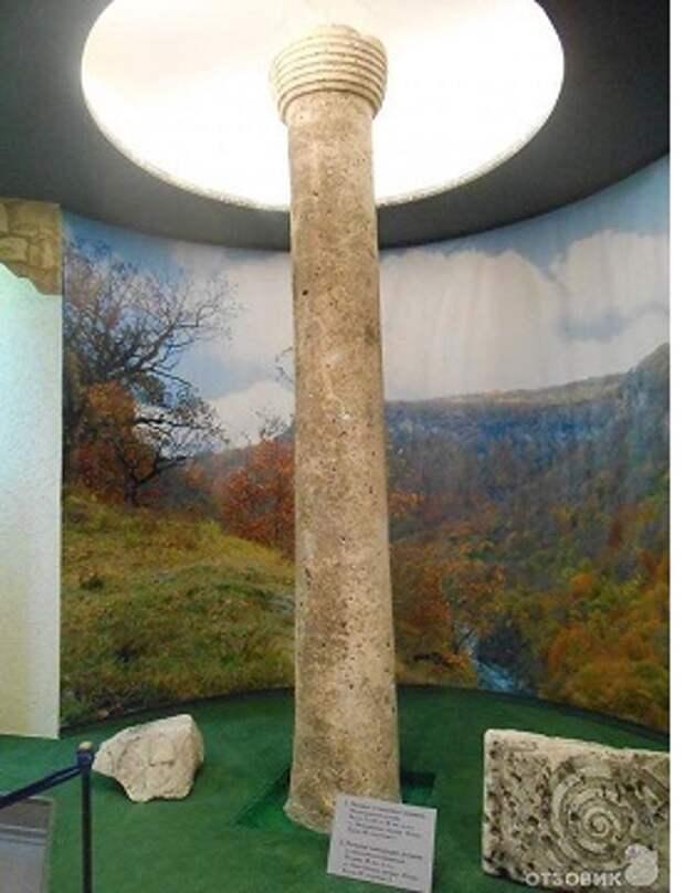 Самые древние меч, колонна в архитектуре и «цветная» картина на стене найдены в Адыгее