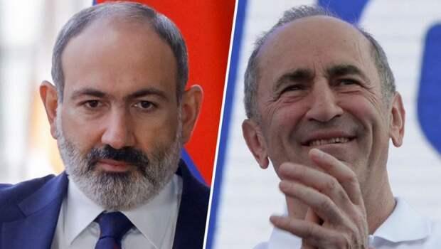 Революционер против старой гвардии: что ждать от выборов в Армении