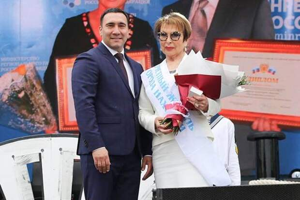 """Звание """"Почётный житель Находки"""" присвоили Елене Мазур"""