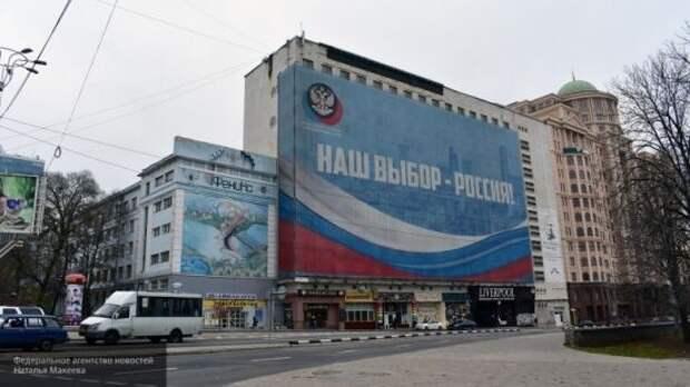 Головачев заявил, что Украина может потерять остальную часть Донбасса