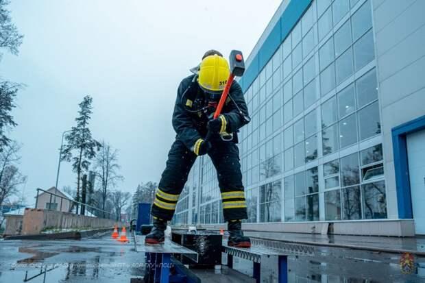 Специалисты Департамента ГОЧСиПБ примут участие в соревнованиях «Пожарный Олимп»