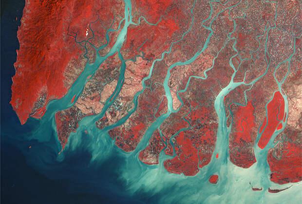 Мьянма, дельта Иравади
