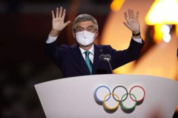 Президент МОК объявил Олимпийские игры в Токио закрытыми