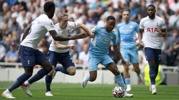 Стерлинг заявил о намерении покинуть«Манчестер Сити» ради игровой практики