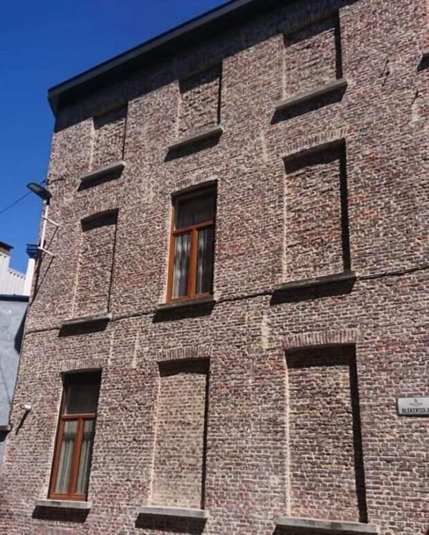 Нестандартная архитектора изБельгии: 15 странных иуродливых зданий