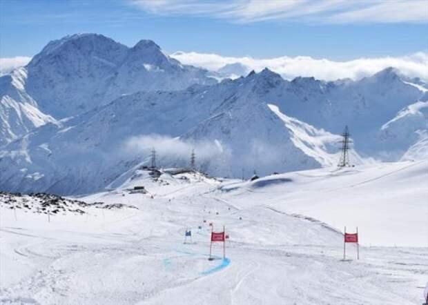 В Приэльбрусье состоятся сборы горнолыжников сборной России