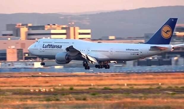 Россия и Германия отменяют воздушные рейсы ввиду отсутствия разрешений