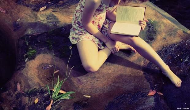Фото: Она любила читать описание сцен депрессивного секса