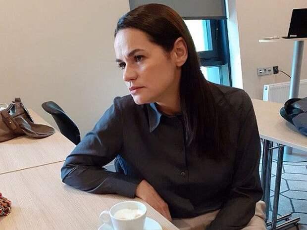 Тихановская отказалась от участия в возможных новых выборах в Белоруссии