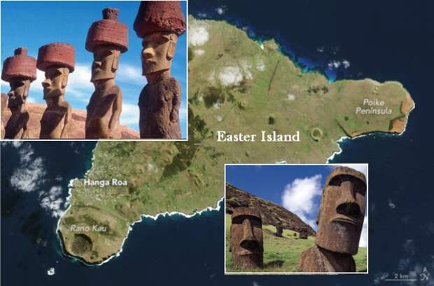 Секреты острова Пасхи
