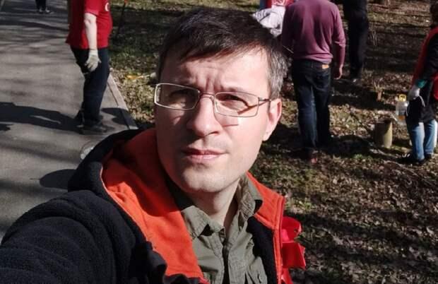 Московского депутата отпустили после задержания на незаконной акции у МГУ