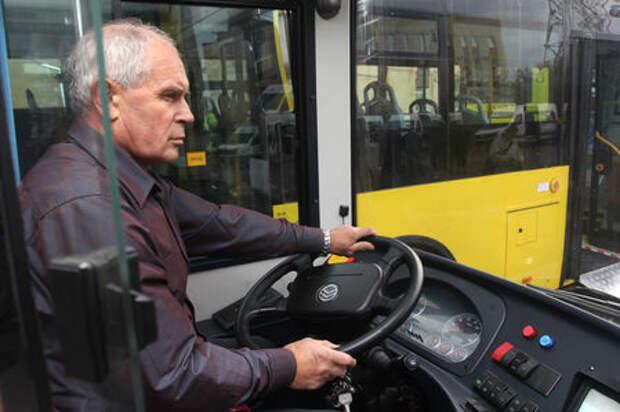 Не спать! В автобусах внедрят средства контроля водительской усталости