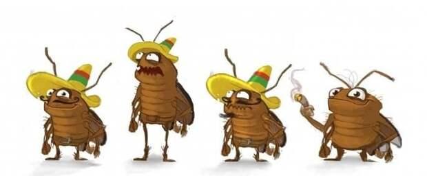 Прикладная тараканология