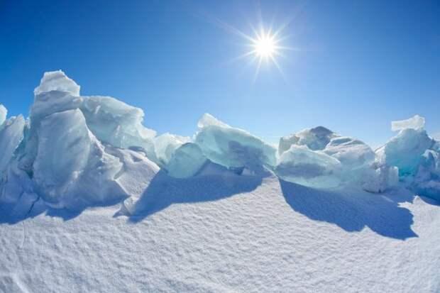 Учёные установили причину аномальной зимы в Северном полушарии