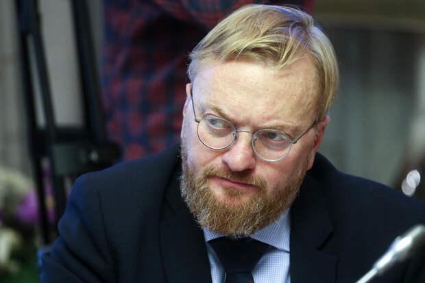 Милонов потребовал проверить наличие двойного гражданства у Навальной