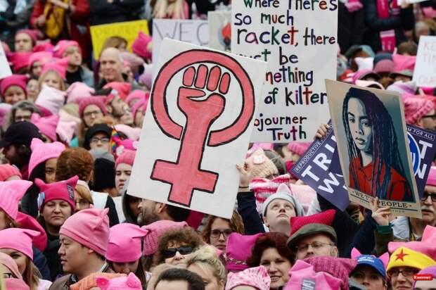 К чему привел феминизм. В США не встретить девушку. Русские будут шокированы от американской системы.