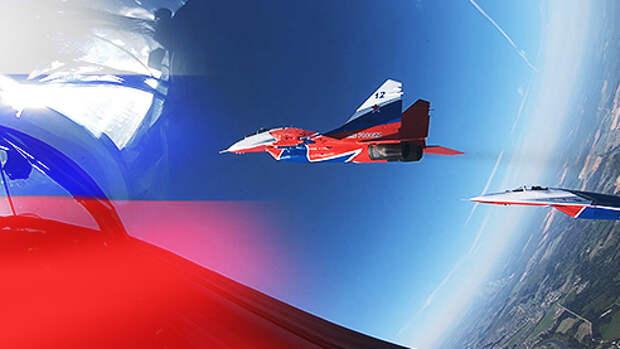 Авиация России. Как работает группа высшего пилотажа «Стрижи»
