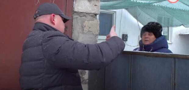 Жители Фронтового оплатят свою газификацию и пиар Развожаева